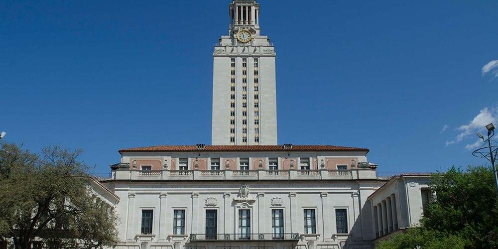11. The University of Texas at Austin
