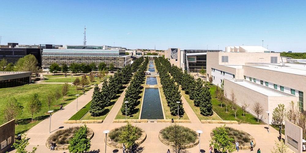 15. The University of Texas at Dallas