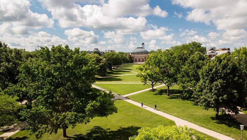 27. University of Illinois at Urbana-Champaign