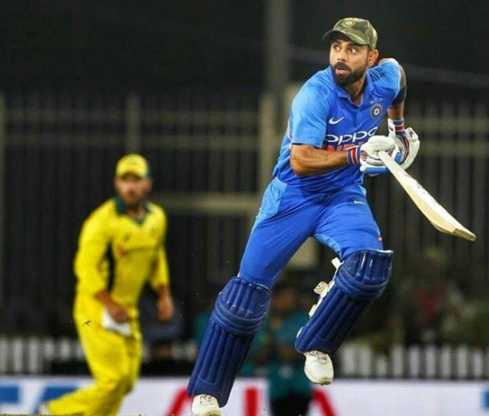 Scored 500 Runs In A Bilateral ODI Series