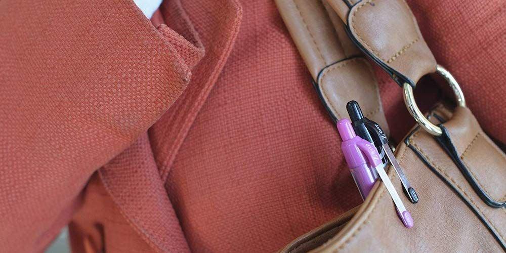 Zebra Pen Z-Grip Retractable Ballpoint Pen: 24-Pack - $6.59