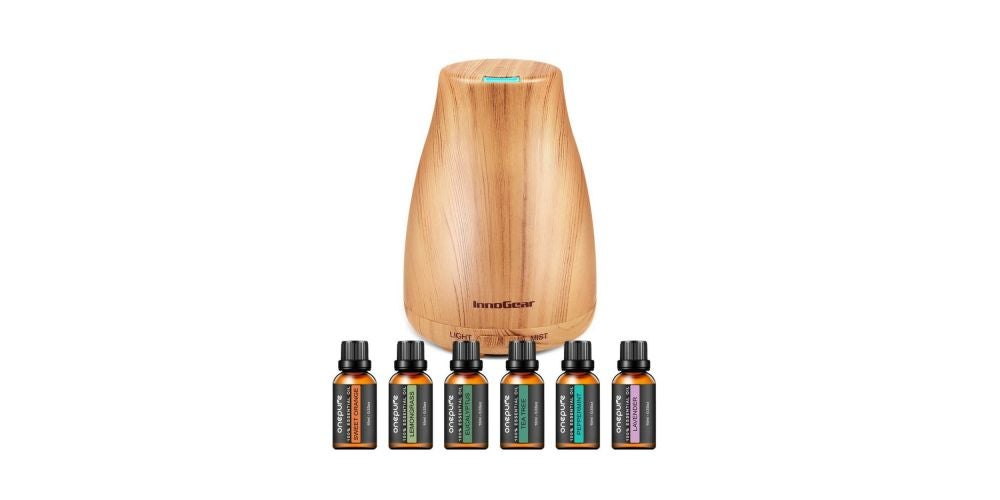 InnoGear Upgraded 150ml Aromatherapy Diffuser