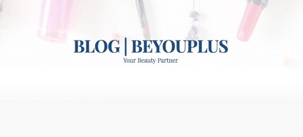 SkinCare - BeYouPlus