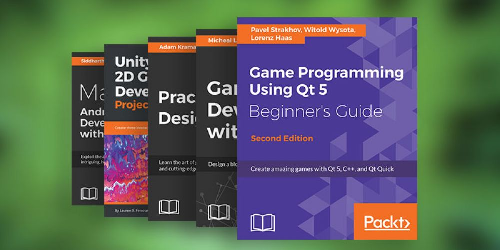 The Complete Game Developer eBook Bundle