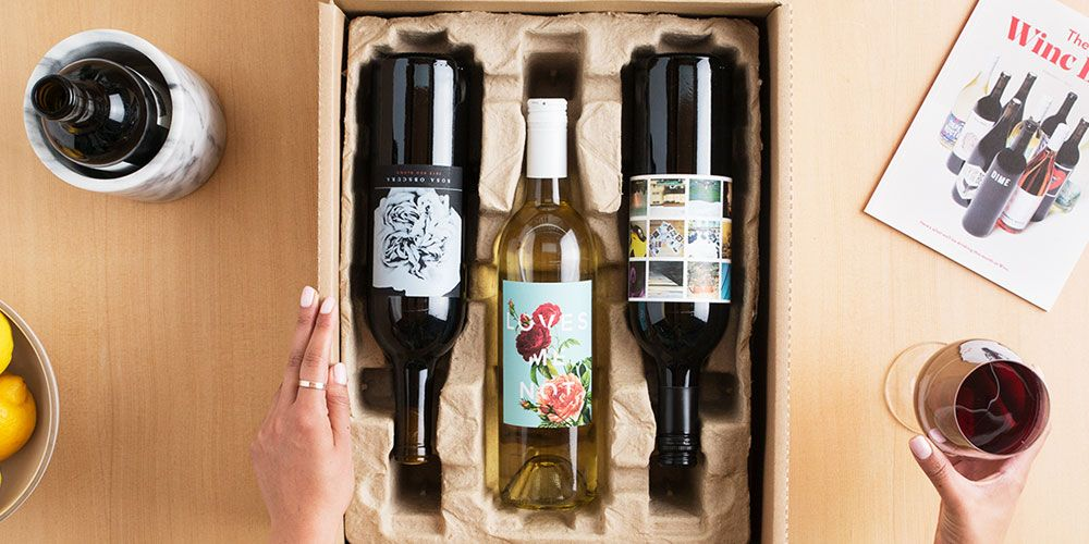 Winc Wine Delivery: 4 Bottles