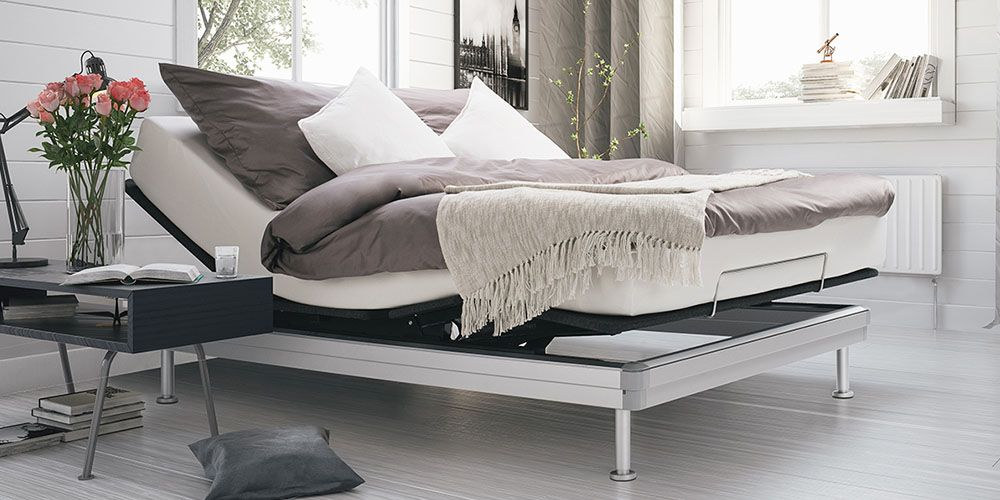The Yaasa Luxe Adjustable Bed