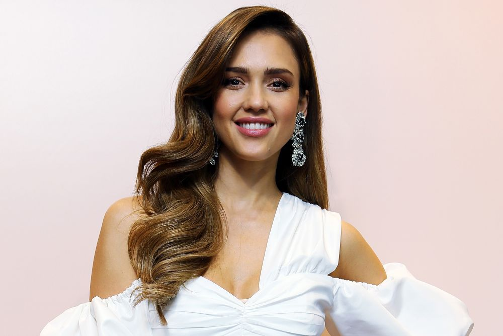 Jessica Alba, founder of The Honest Company and Honest Beauty