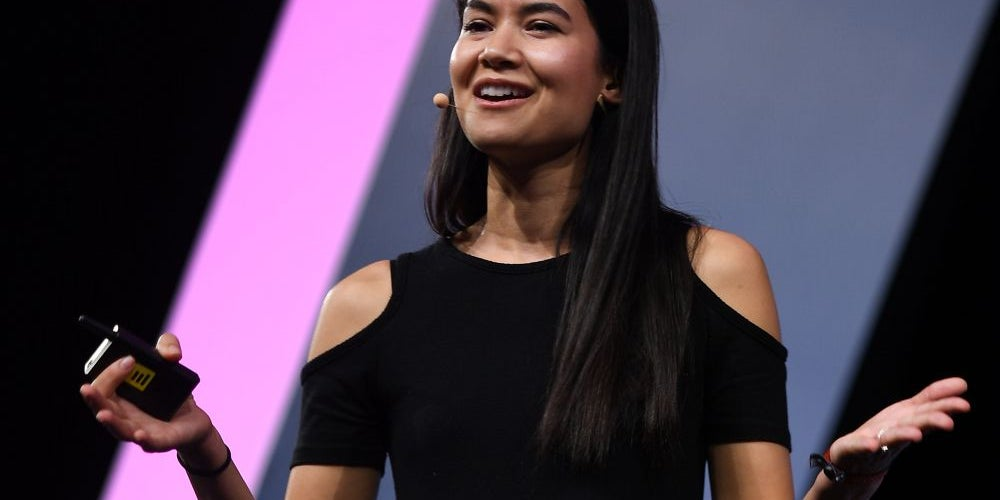 Melanie Perkins, co-founder & CEO of Canva