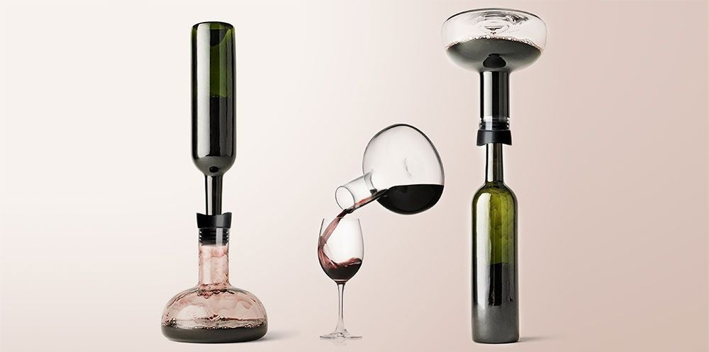 Eravino Wine Decanter Breather Carafe
