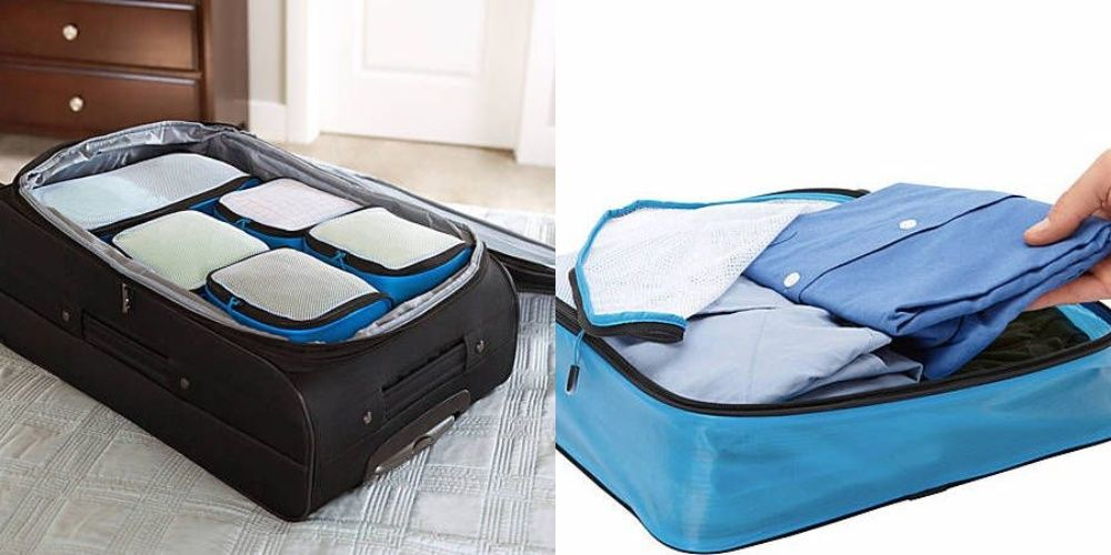 eBags Hyper-Lite Packing Cubes