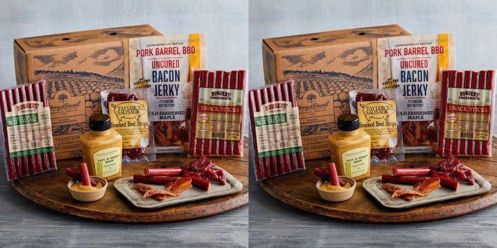 Jerky Gift Box