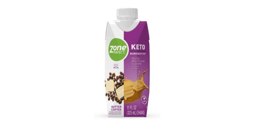 ZonePerfect Keto Shake