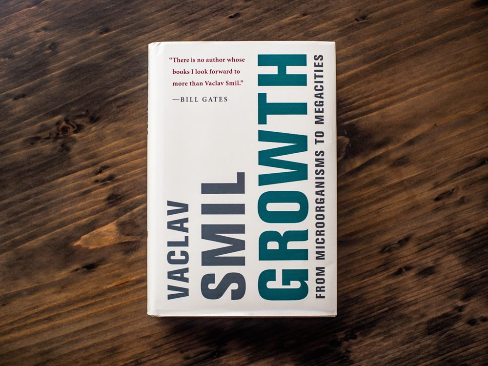 Growth (Vaclav Smil)