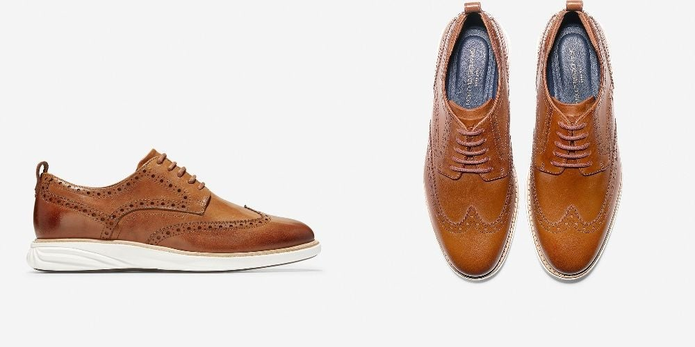 GrandEvølution Wingtip Oxford
