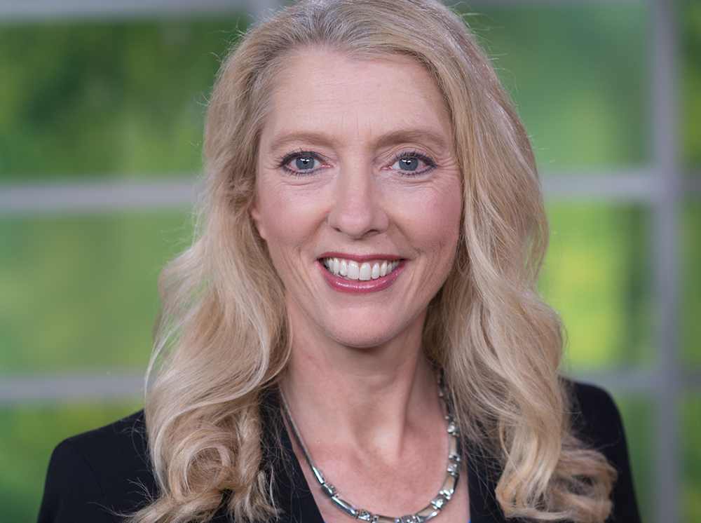 Jane Greenfield (President at Vanguard Charitable)