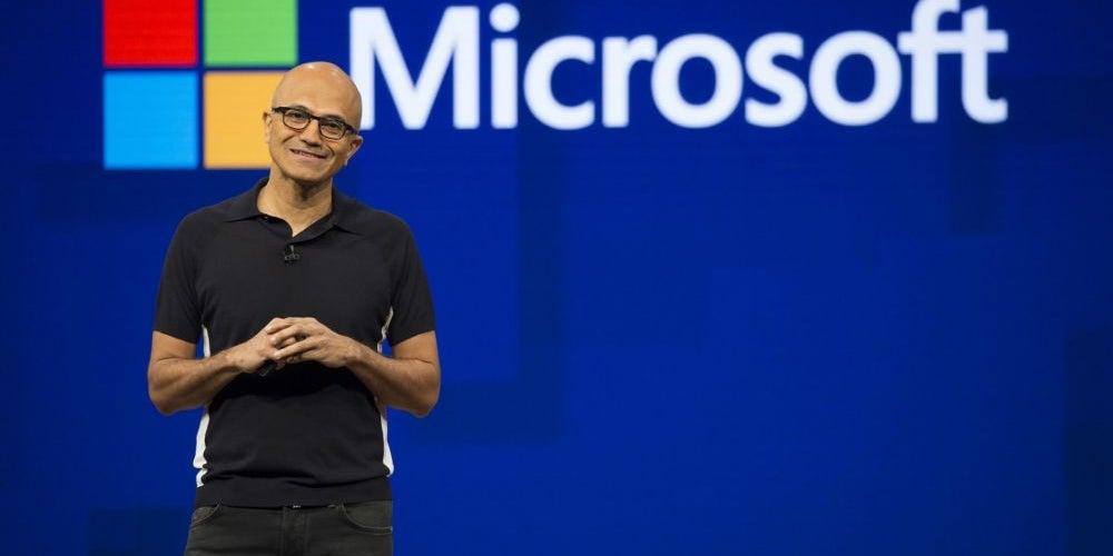 Microsoft's revival