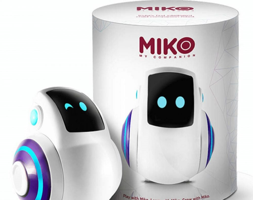 Indulge in playful learning with Miko