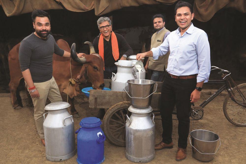 Milkpreneurs: Cashing the Cow