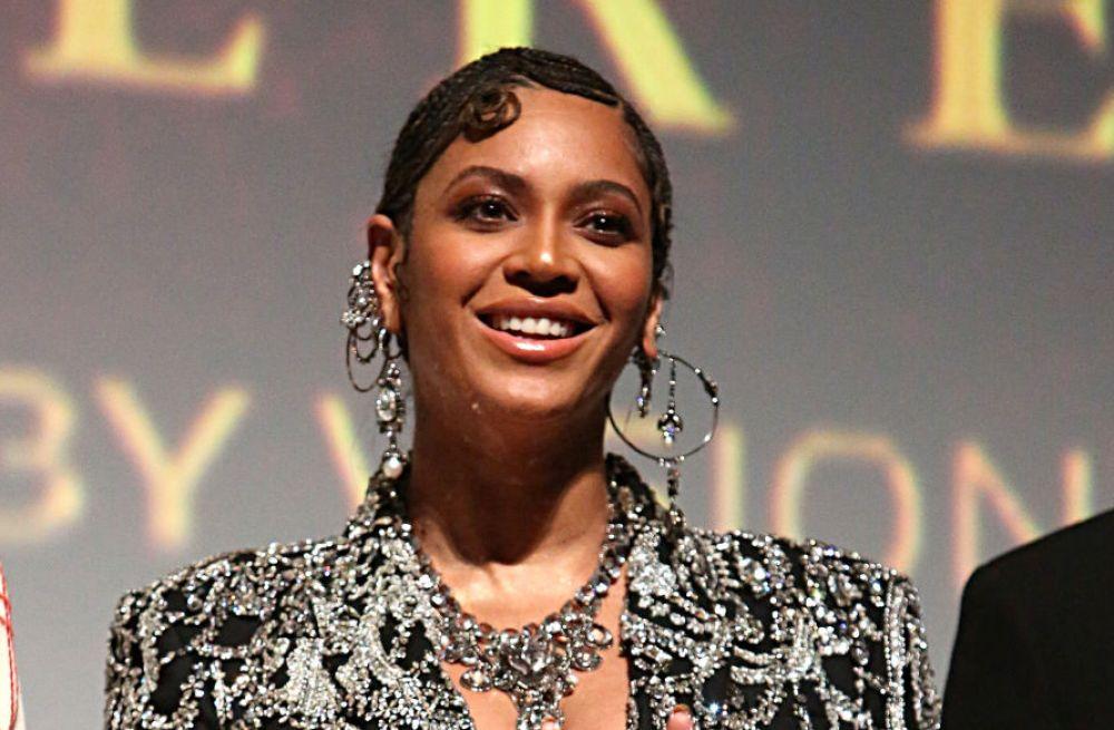 Beyoncé, singer/songwriter