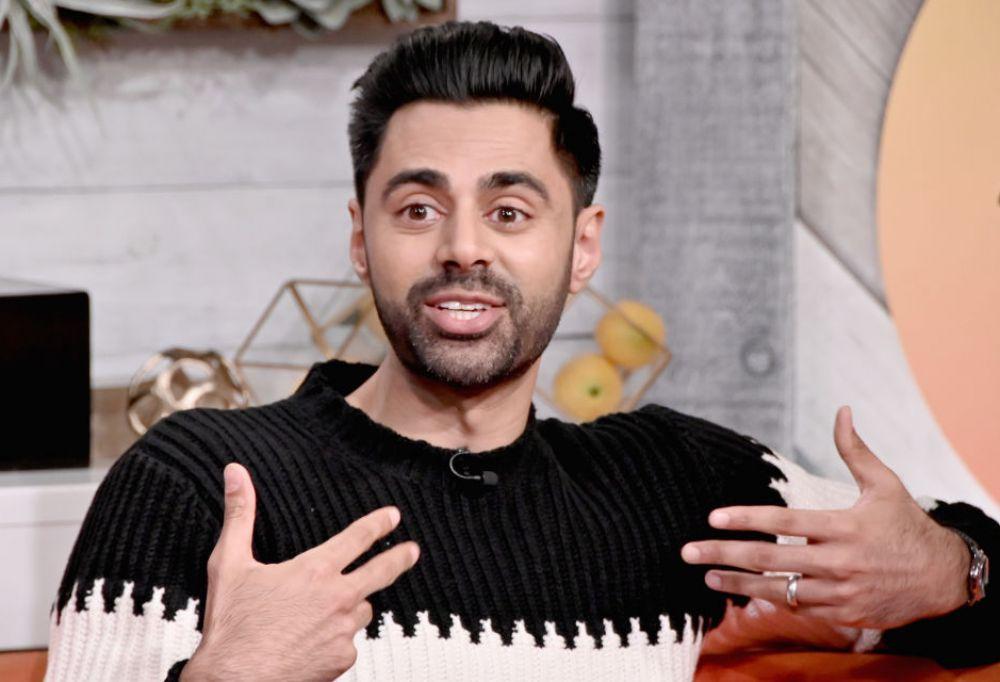 Hasan Minhaj, comedian