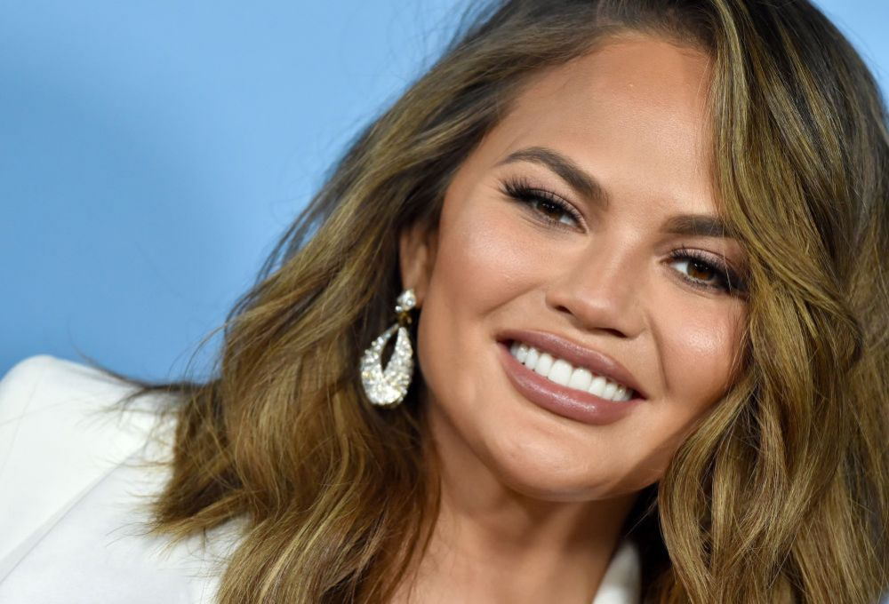 Chrissy Teigen, influencer / author