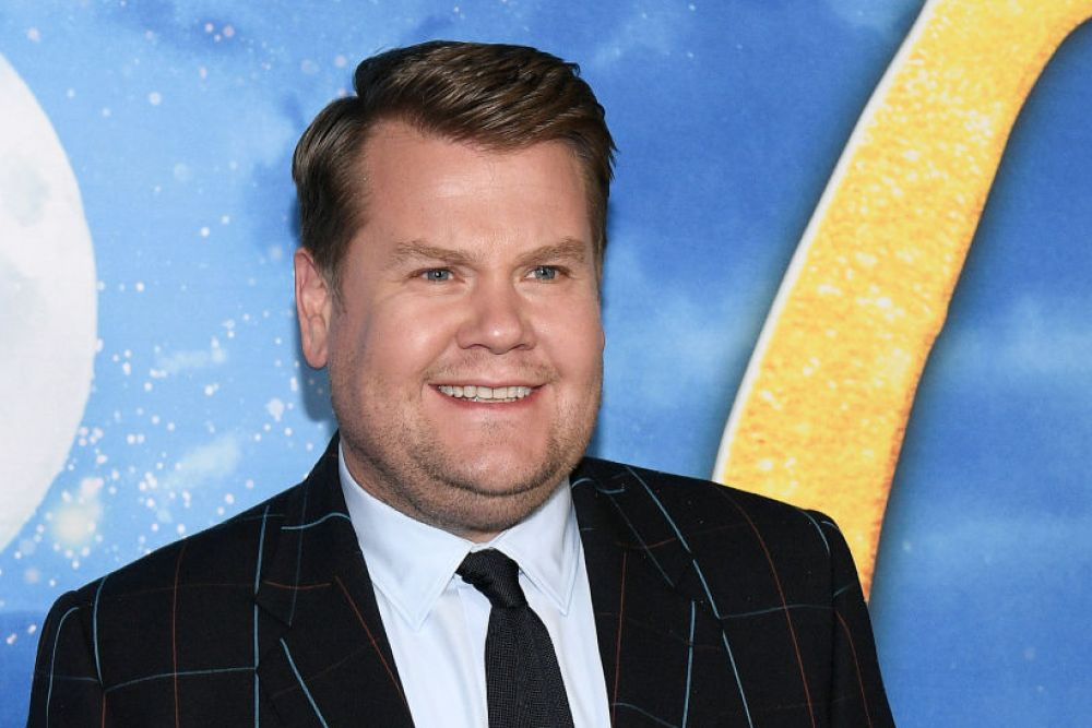 James Corden, late night TV host