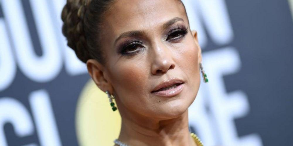 Jennifer Lopez, actor/singer