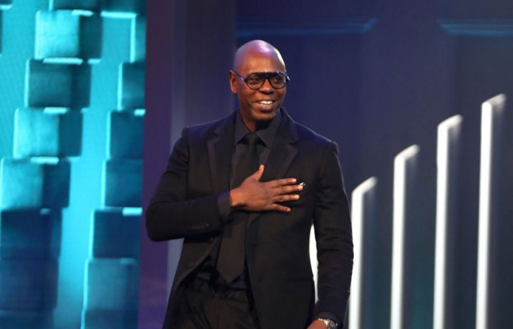Dave Chapelle, comedian