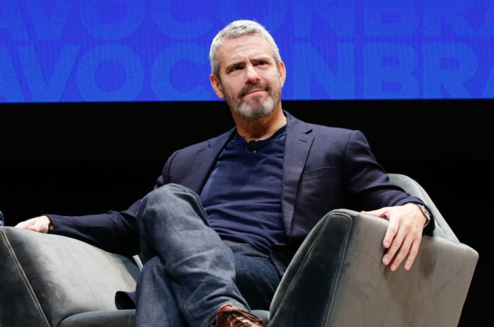 Andy Cohen, Bravo TV host and executive