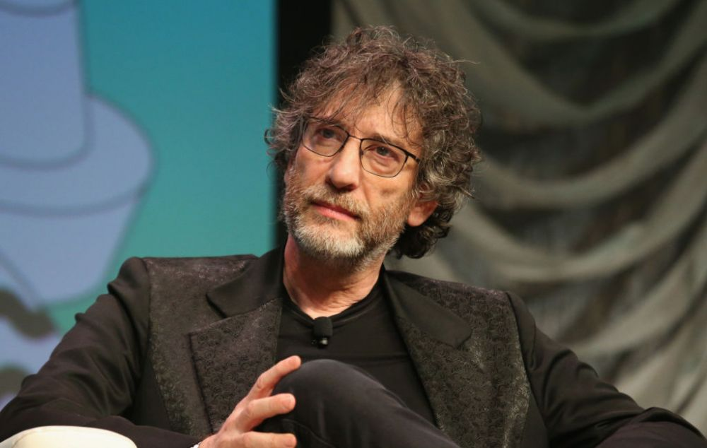 Neil Gaiman, author