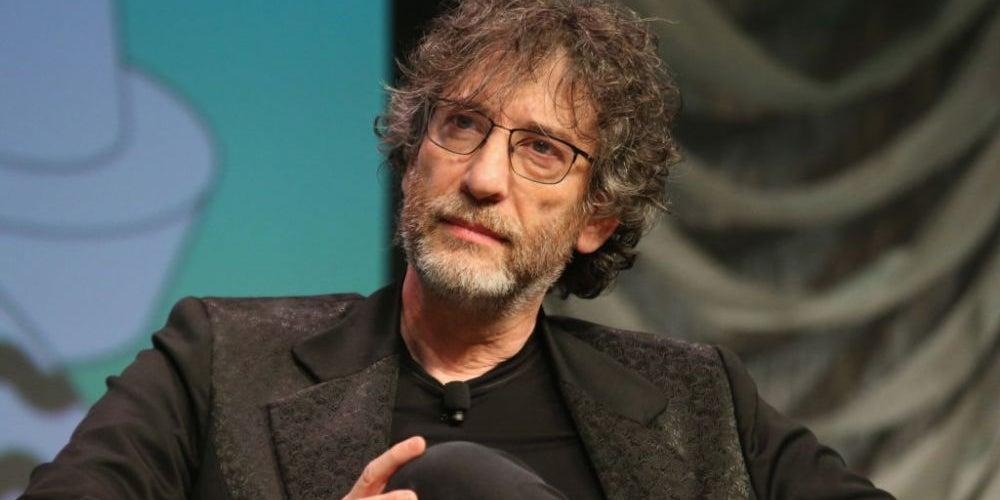 Neil Gaiman, author