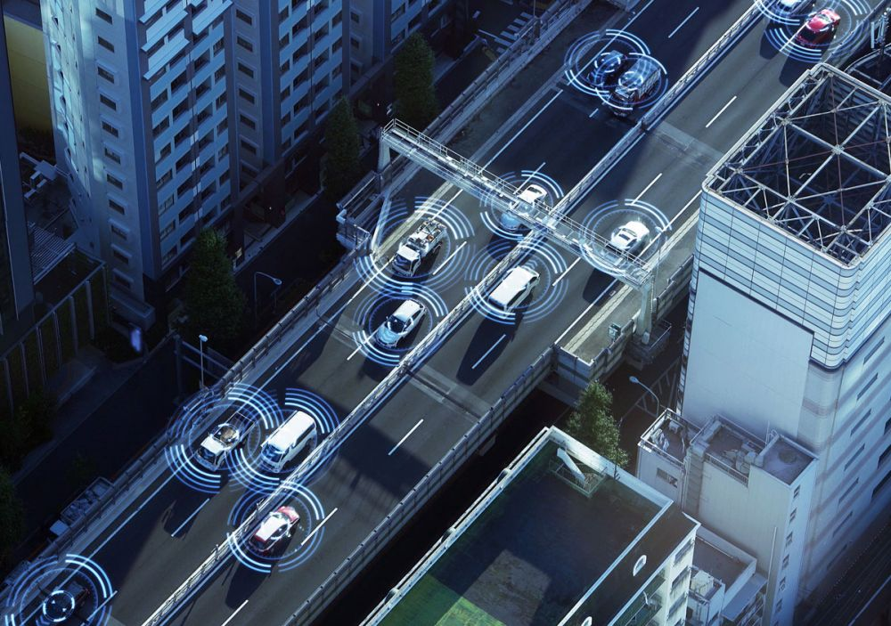 Radar technology to prepare for autonomous driving in smart cities