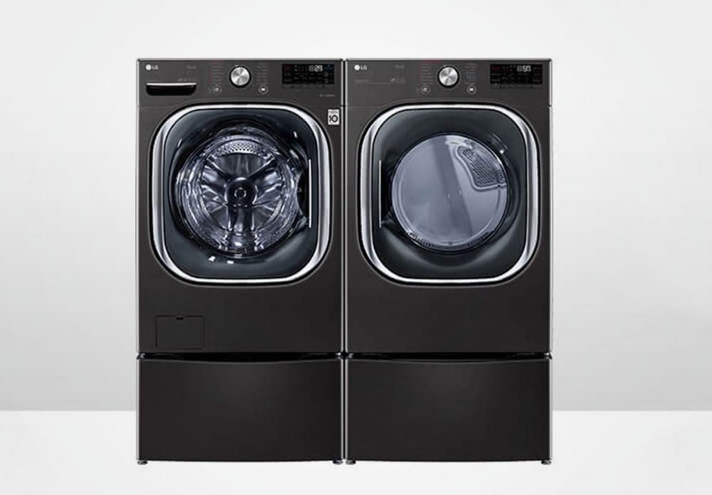 ThinQ Washer and Dryer by LG