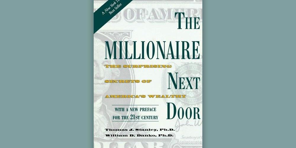 The Millionaire Next Door (Thomas J. Stanley)