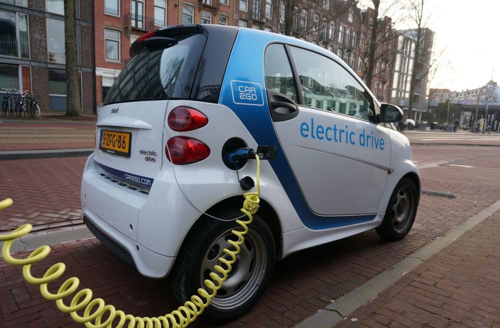 Promote Electric Vehicles