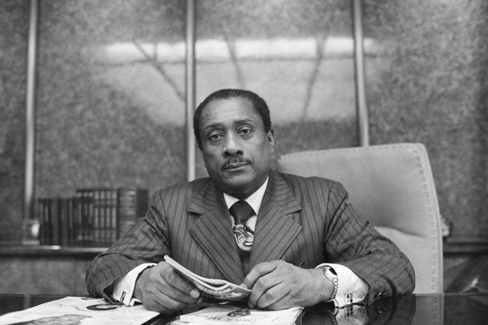 John H. Johnson (Johnson Publishing)