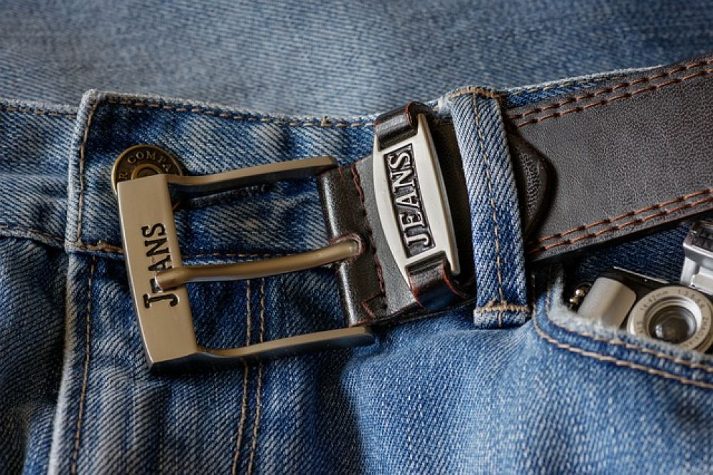 Loosening your belt or trouser