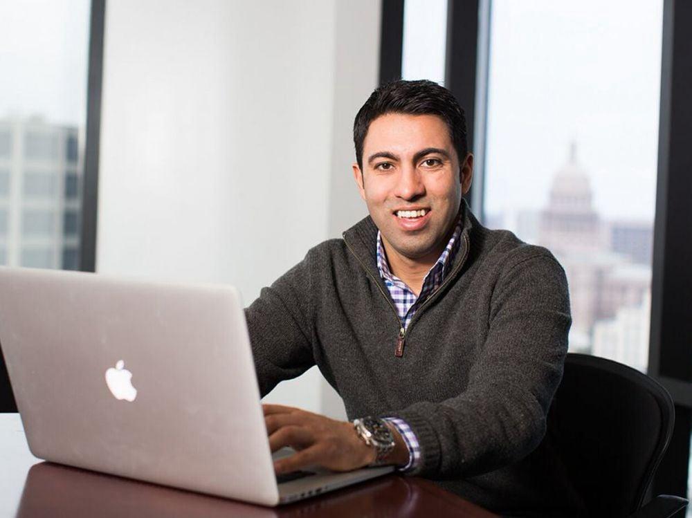 Ricky Joshi (CEO of The Saatva Company)