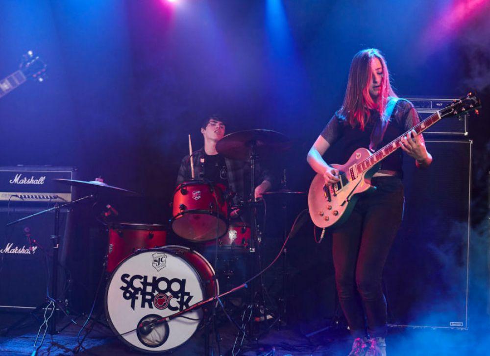 Children鈥檚 Enrichment Franchises: School of Rock