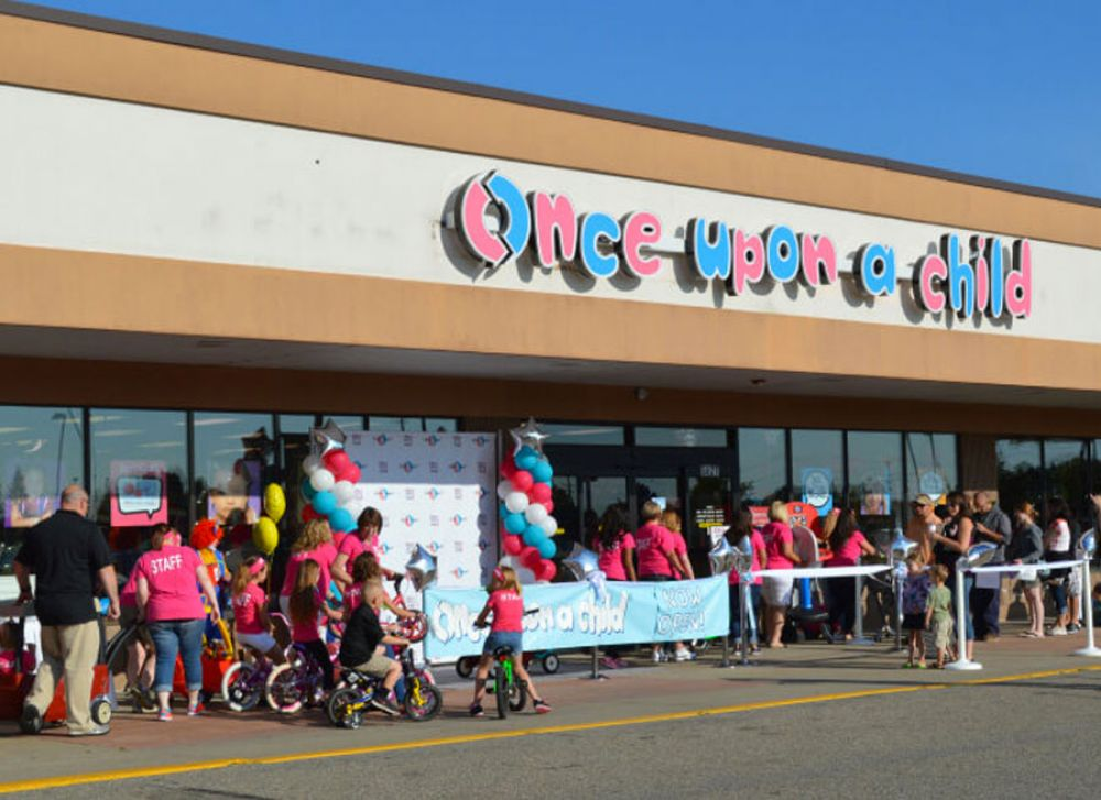 Children鈥檚 Retail Franchises: Once Upon A Child
