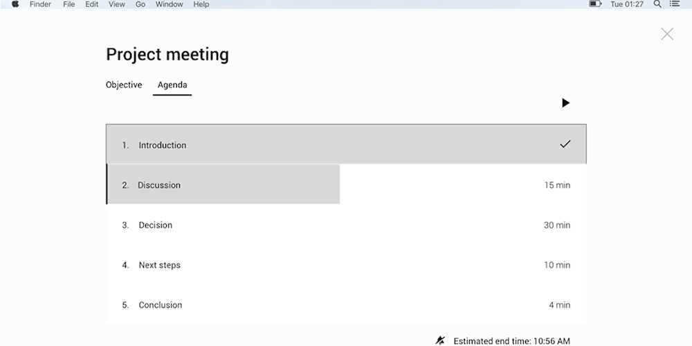 Pinstriped Meeting Tool Premium Plan: Lifetime Subscription