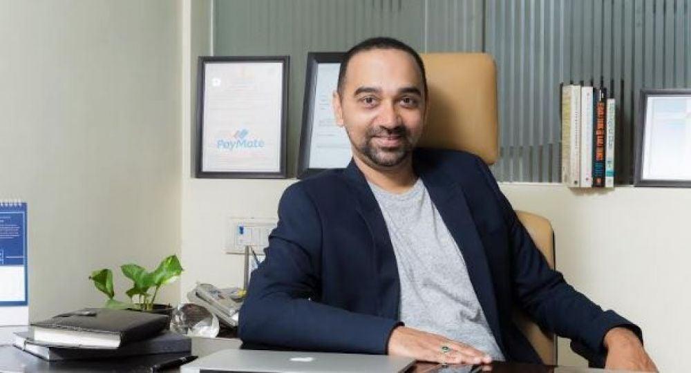 AJAY ADISESHANN, Founder & CEO, PayMate
