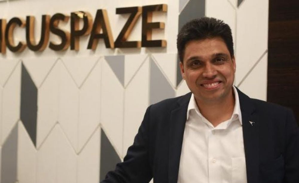 SANJAY CHOUDHARY, Founder & CEO, Incuspaze