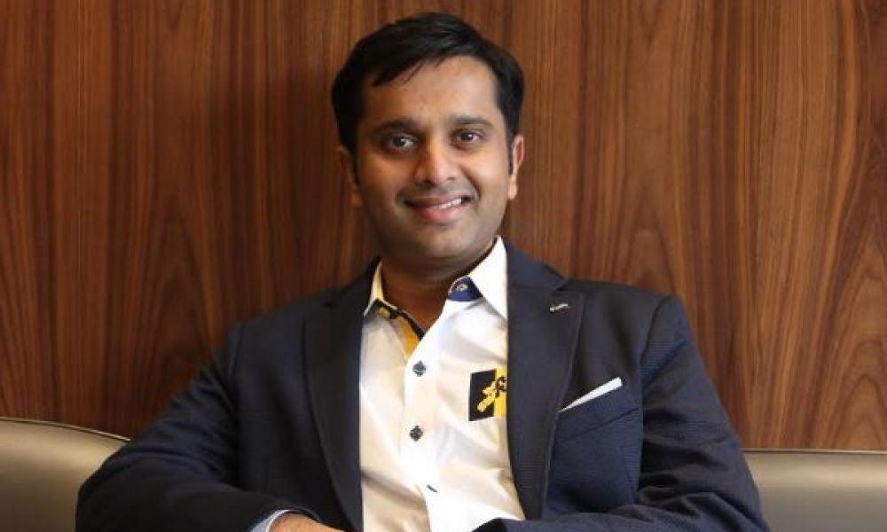 VIRAJ PATEL, Founder, DotShot and Director, K Patel Phytochemicals