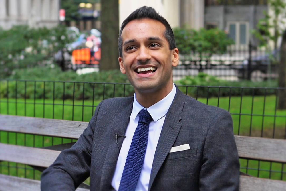Ashish Prashar (Senior Director at Publicis Sapient)