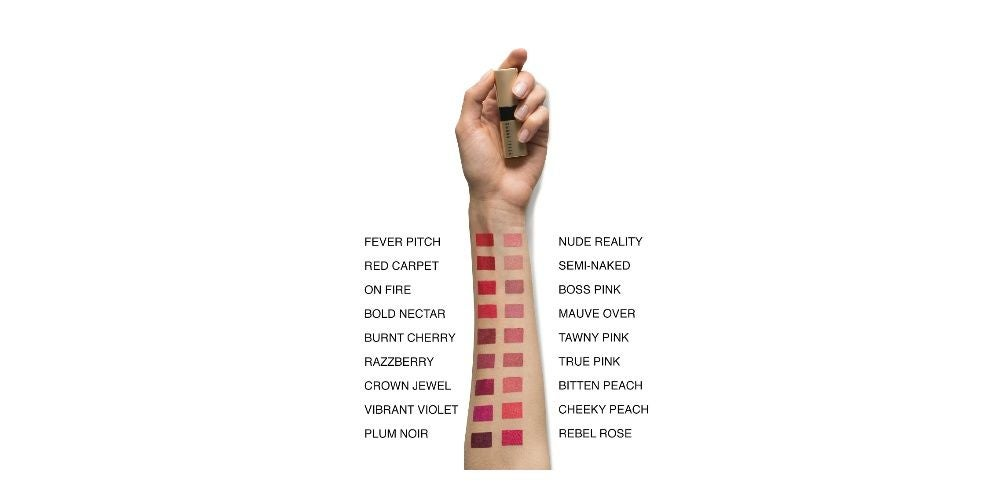 Bobbi Brown Luxe Matte Lipstick in Mauve Over