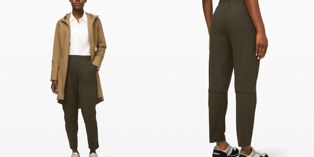 Essential High Rise Trouser