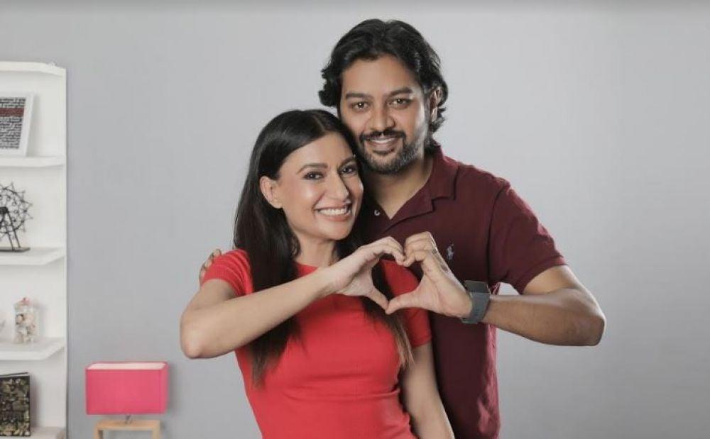 Malini Agarwal and Nowshad Rizwanullah (Miss Malini)