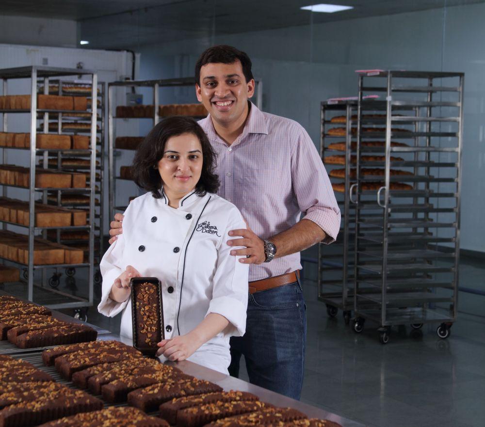 Sneh Jain and Aditi Handa (The Baker's Dozen)