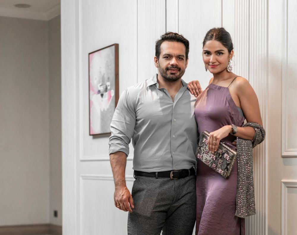 Gaurav Taneja and Ritu Taneja (YouTuber - FlyingBeast)